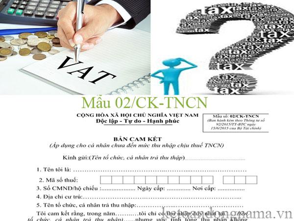 mau 02-ck-tncn - mẫu 02/CK-TNCN