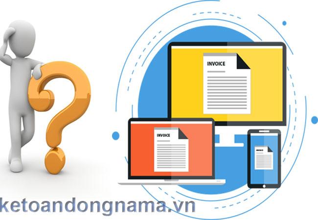 Quy định về sử dụng hóa đơn điện tử