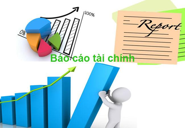 Báo cáo tài chính của một doanh nghiệp bao gồm những báo cáo nào?