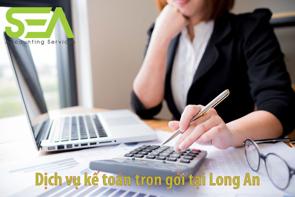 dịch vụ kế toán long an