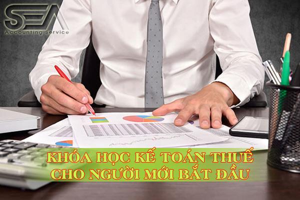 khóa học kế toán doanh nghiệp tại tphcm