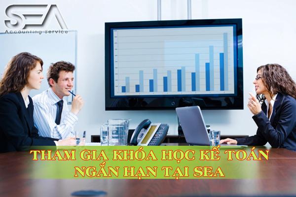 khóa học kế toán ngắn hạn tphcm