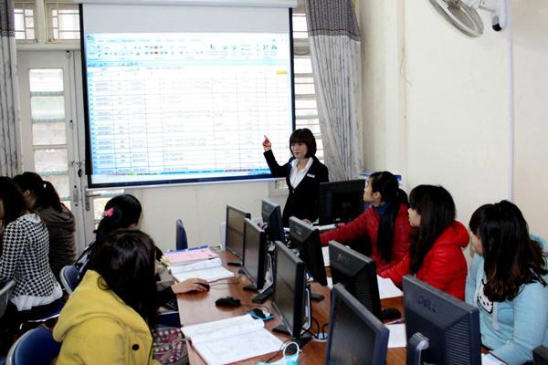 trung tâm đào tạo kế toán tphcm