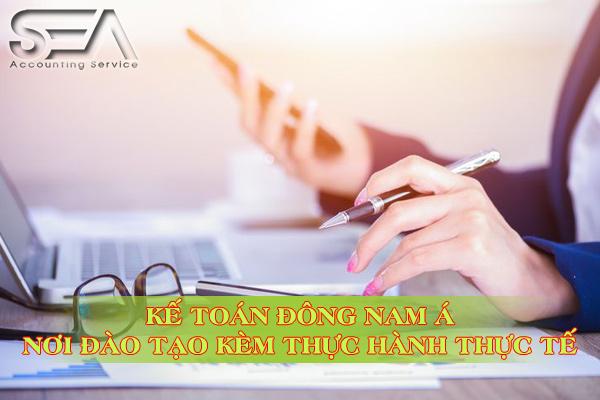 trung tâm đào tạo kế toán Kế toán Đông Nam Á