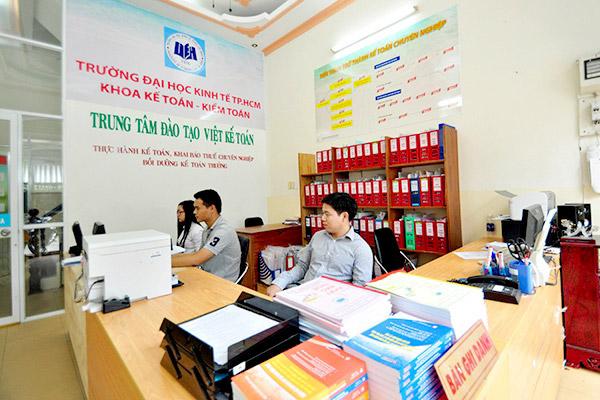 các trung tâm đào tạo kế toán tại tphcm